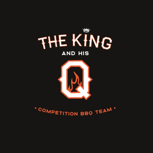 THE KING AND HIS Q