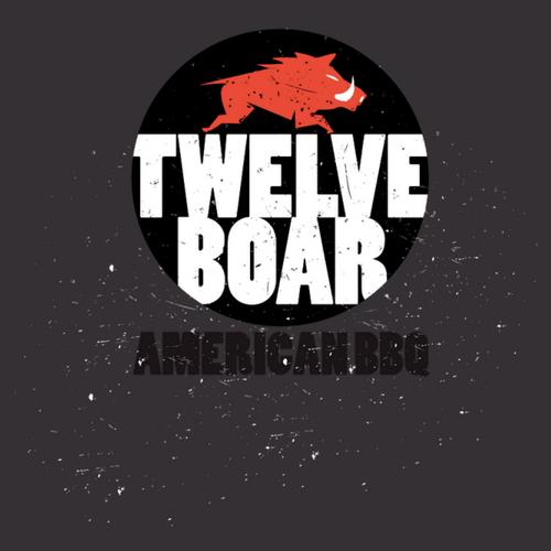 TWELVE BOAR AMERICAN BBQ